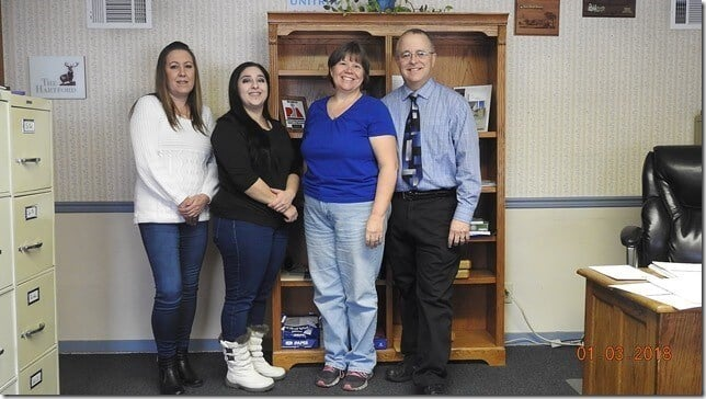The Staff of Wolfgram Insurance